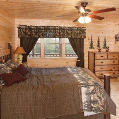 Mountaineer bedroom