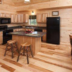 Mountaineer kitchen